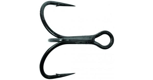 Mustad Treble Hook KVD Triple Grip Elite 1X Strong 2X Short TG76NP-RB Pick