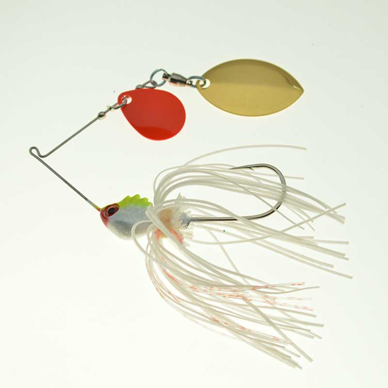 Strictly Bass Lures 3/16oz FINatic Spinnerbait - 2 Pack