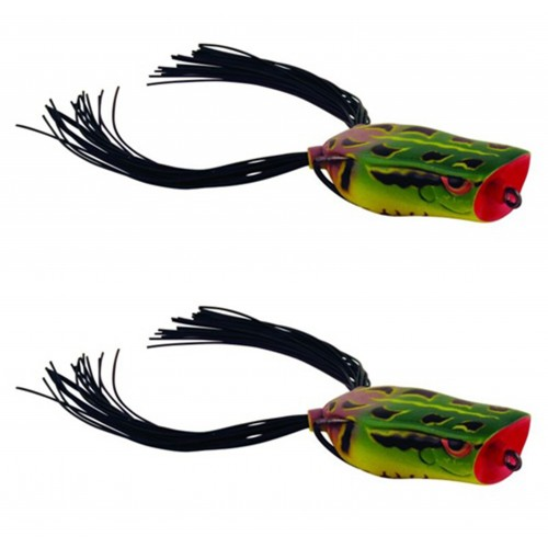 Spro Bronzeye Pop Frog 60 - 2 pack