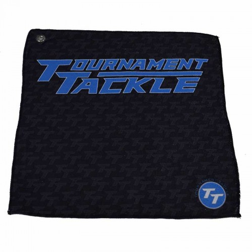 Tournament Tackle Sublimated Microfiber Hand Towel